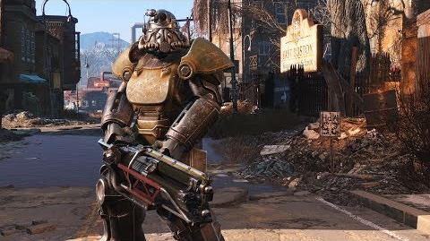 Fallout 4 – Xbox & Steam Free Weekend Gameplay Trailer