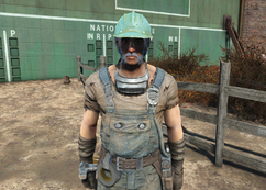 Fo4 Abbot Diamond City
