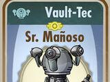 Señor Mañoso (Fallout Shelter)