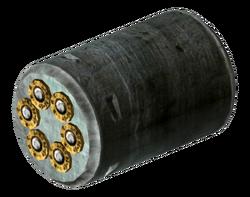 GRA hunting revolver six shot cylinder