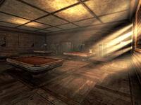 Lodge Billiard Room