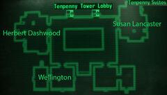 Tenpenny Tower suites loc