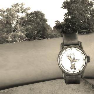 Годинник Волт-Бой