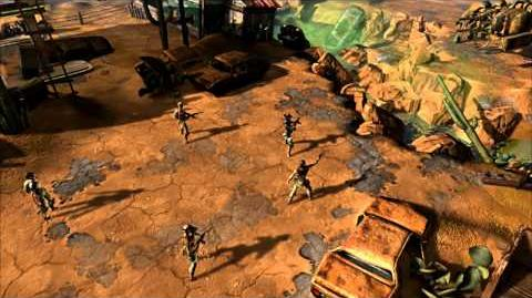 Wasteland 2 Camera demo from the Unity Unite 2012 conference in Amsterdam