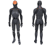 FNV ChineseStealthArmor Female