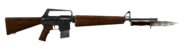 FNV Service Rifle All Bayonet