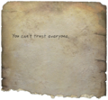 FO4 Deacon's Recall Code Note.png