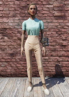 FO76 Casual Outfit