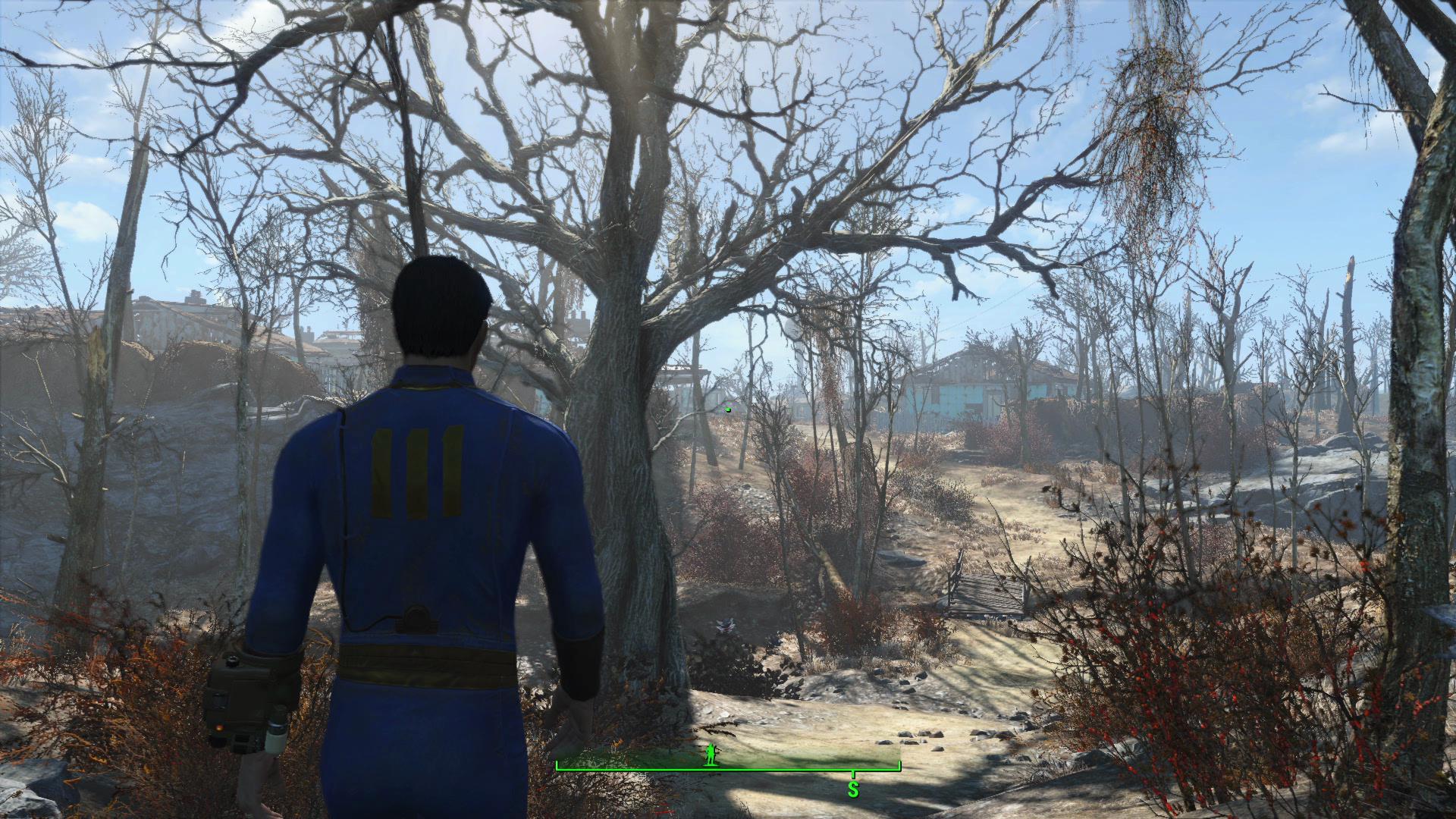 Fallout4 E3 Tree