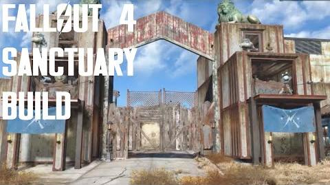 Fallout 4 Sanctuary settlement build