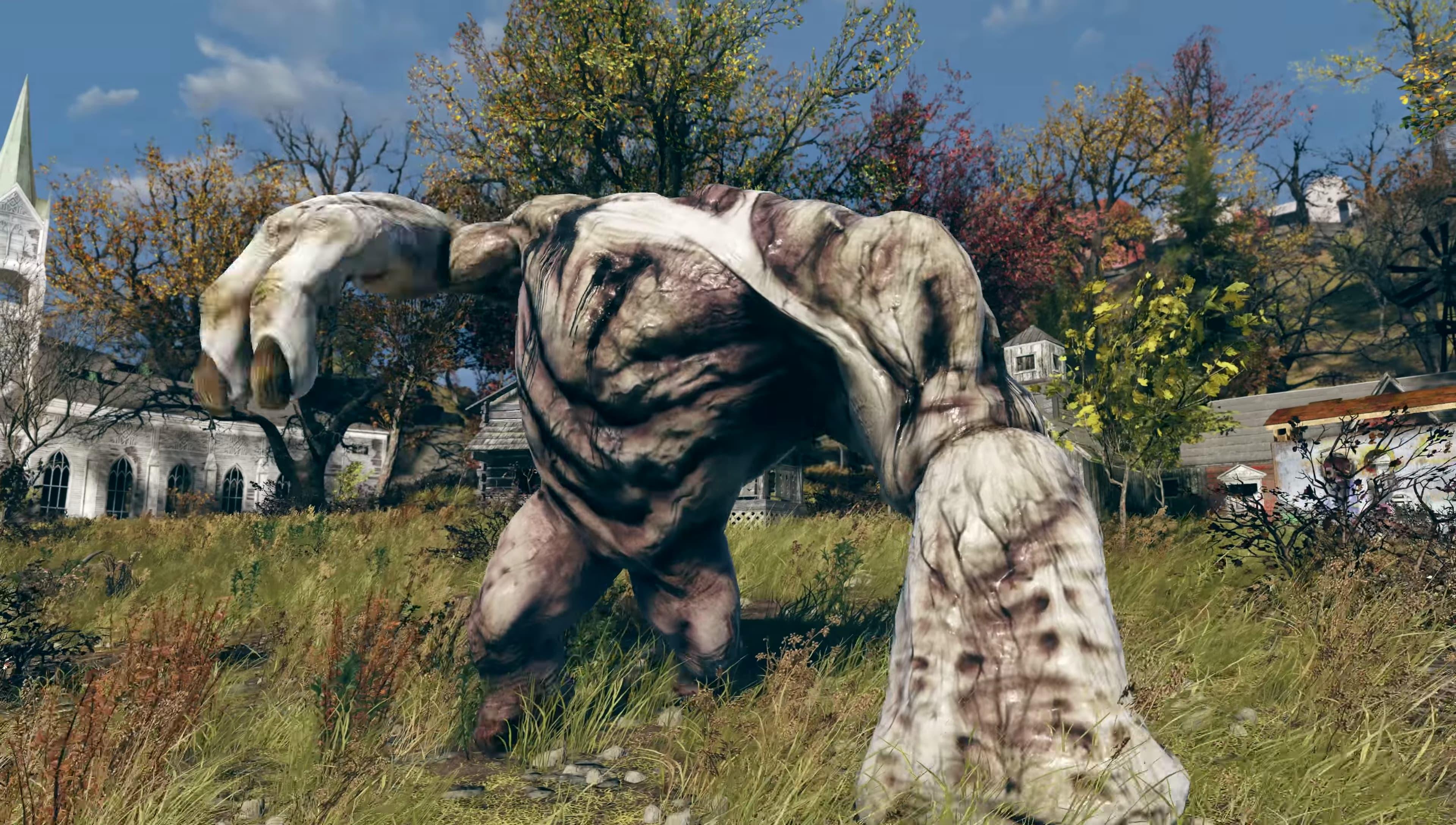 Grafton monster