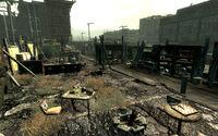 Raider base flooded metro