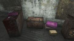 Slocum's Joe delivery crate