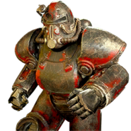 Babylon skin powerarmor paint outcast