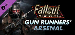 FNV Gun Runners' Arsenal Steam banner