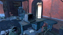 FO4 Security Office Terminal (ArcjetSystems)