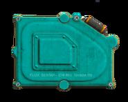FO4 Sensor module backplate