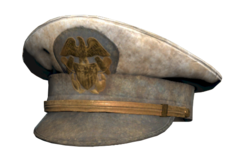 FO76 Sea captain's hat