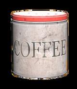 FO76 coffee tin