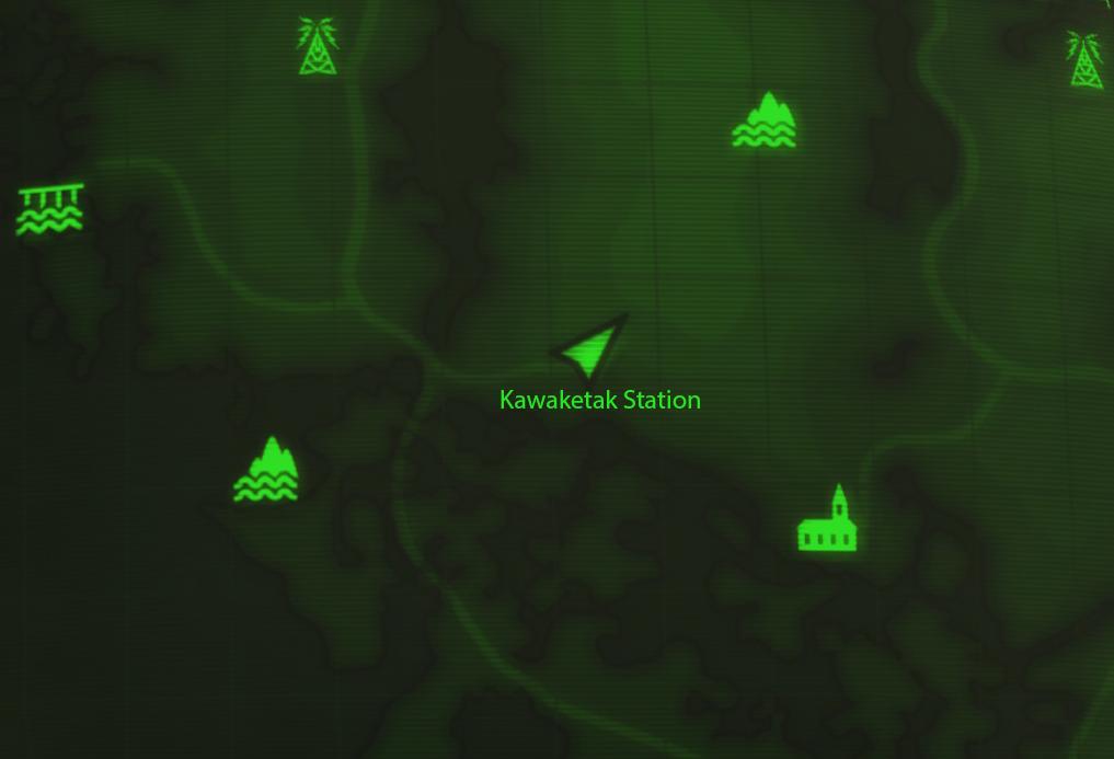 Kawaketak Station map.png