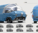 Фургон «Волт-Тек»