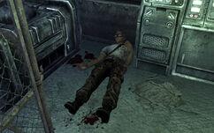 William Brandice corpse
