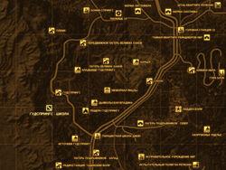 FNV Карта ГУДСПРИНГС - ШКОЛА