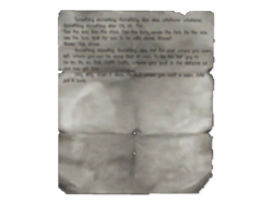 FO3 Paper note 01