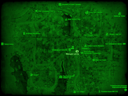 FO4 Мальден-центр (карта мира)