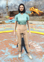 FO4 Casual outfit female