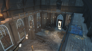 FO4 Quincy Church Second Floor