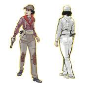 FO76WL character concept art 01