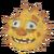 FO76 Fasnacht Sun mask