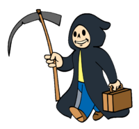 FO76 Grim Reaper's Sprint