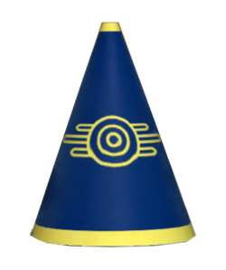 Fallout 76 Party Hat