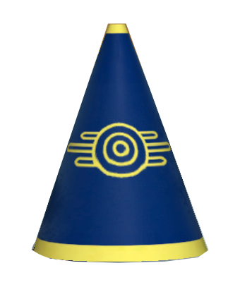 2274dc37ae1 Party hat (Fallout 76)