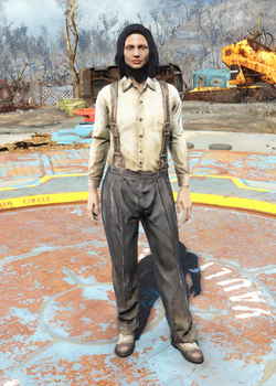 Fo4Suspenders and Slacks