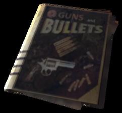 Guns and Bullets