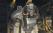 Onyx paint T-45d power armor