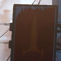 Рекламный баннер у трейлері до <i>Fallout 4</i>