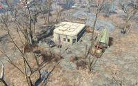 South Boston Military Checkpoint