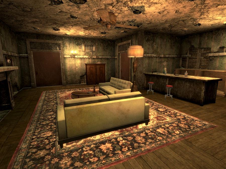 New Vegas Vault  Room