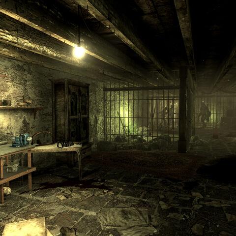 Інтер'єр підвалу