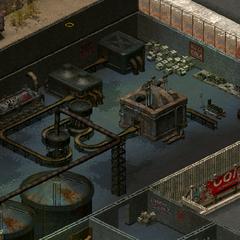 Завод по розливу ядер-коли у <a href=