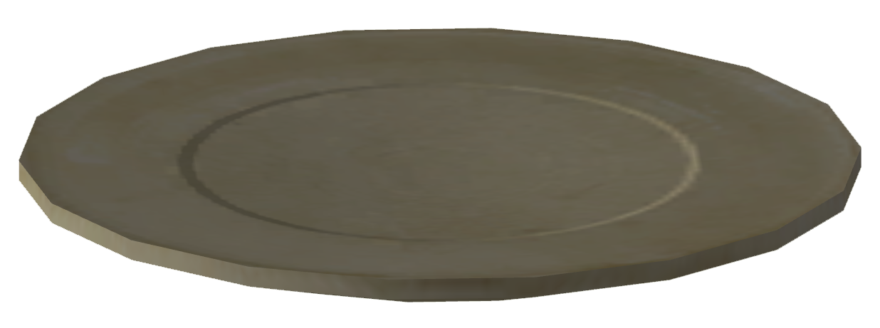 Ceramic dinner plate  sc 1 st  Fallout Wiki - Fandom & Ceramic dinner plate | Fallout Wiki | FANDOM powered by Wikia