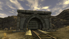 FNV train tunnel