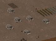 FO2 Den Slave run desert