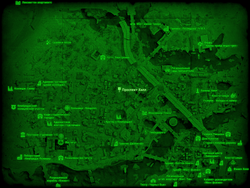 FO4 Проспект-Хилл (карта мира)