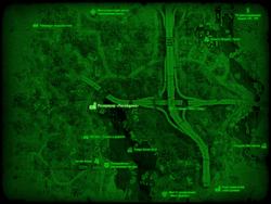 FO4 Резервуар «Посейдона» (карта мира)