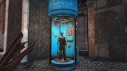 FO4 Pulowski Preservation shelter near Fallon's department store